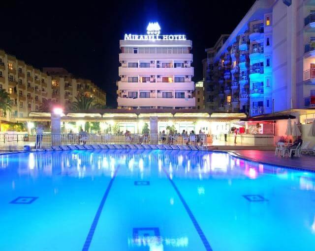 Hotel SMART MIRABELL Alanja