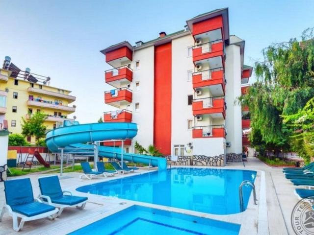 Hotel SOLIS BEACH Alanja