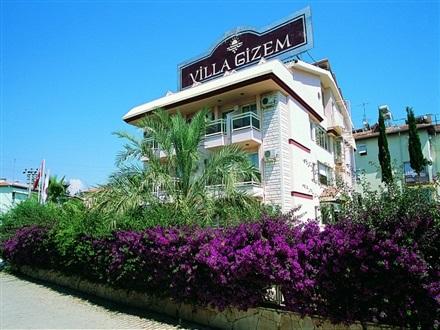Hotel VILLA GIZEM Side