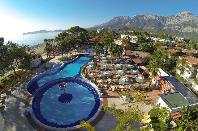 Hotel CLUB BORAN MARE BEACH Kemer