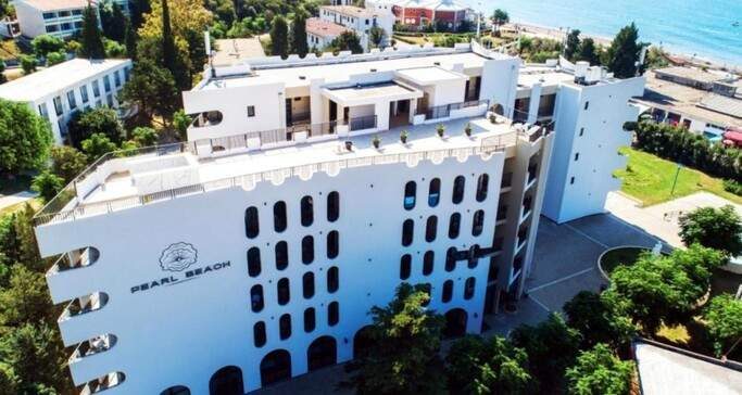 Hotel PEARL BEACH RESORT Čanj