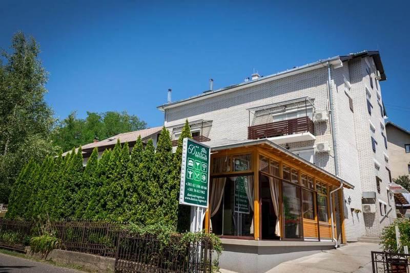 Hotel DANICA Vrnjačka Banja