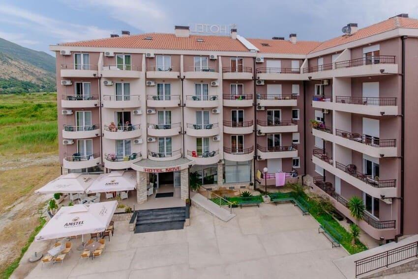 Hotel NOVI Igalo