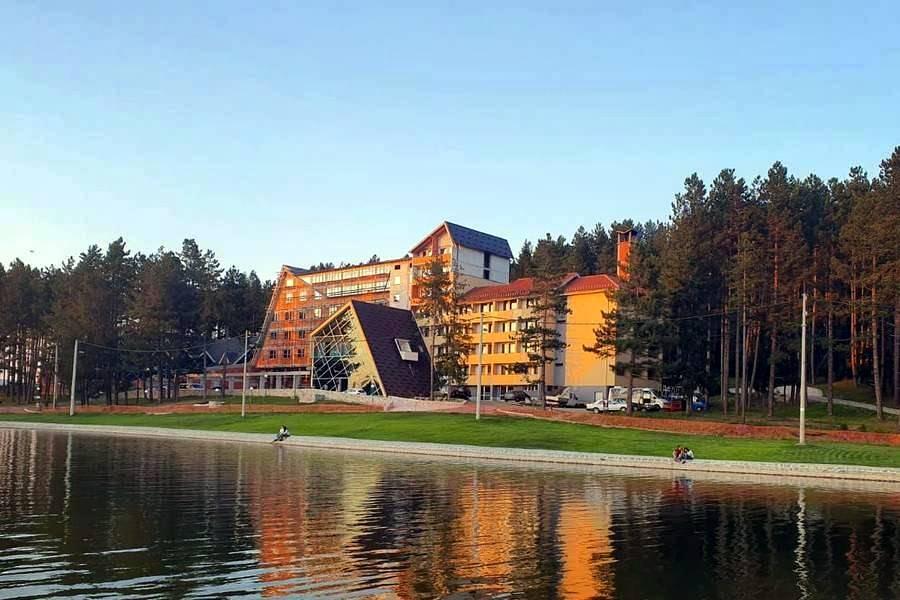 Hotel BOROVI Sjenica