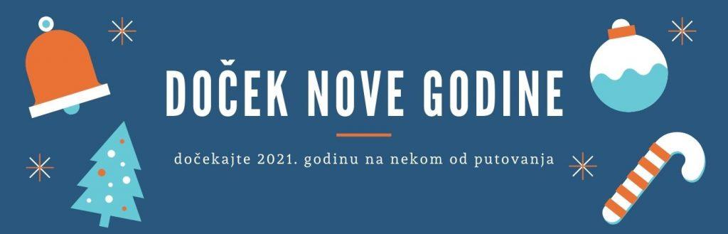 Doček Nove godine 2021.
