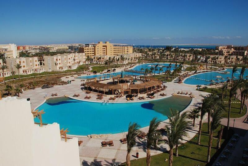 Hotel ROYAL LAGOONS AQUA PARK RESORT Hurgada