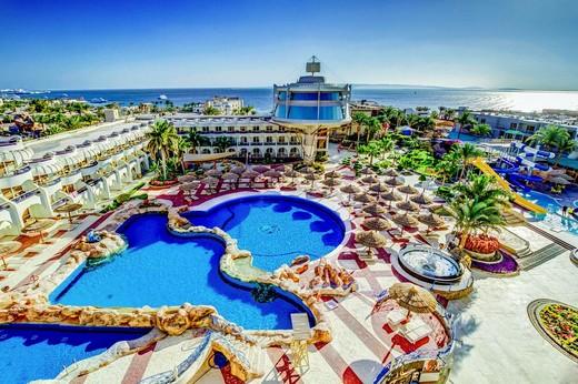 Hotel SEA GULL Hurgada