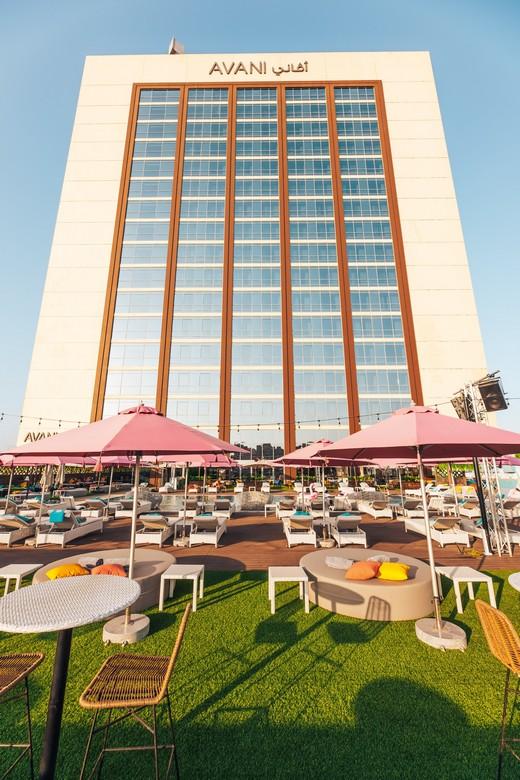 Hotel AVANI IBN BATTUTA Dubai
