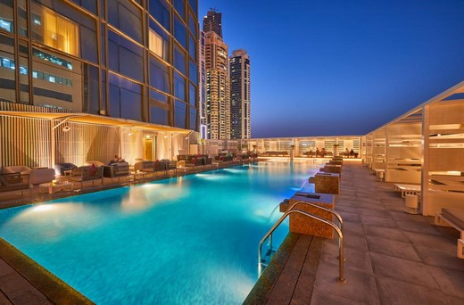 Hotel MEDIA ONE Dubai