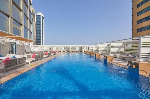 Hotel MEDIA ONE Dubai
