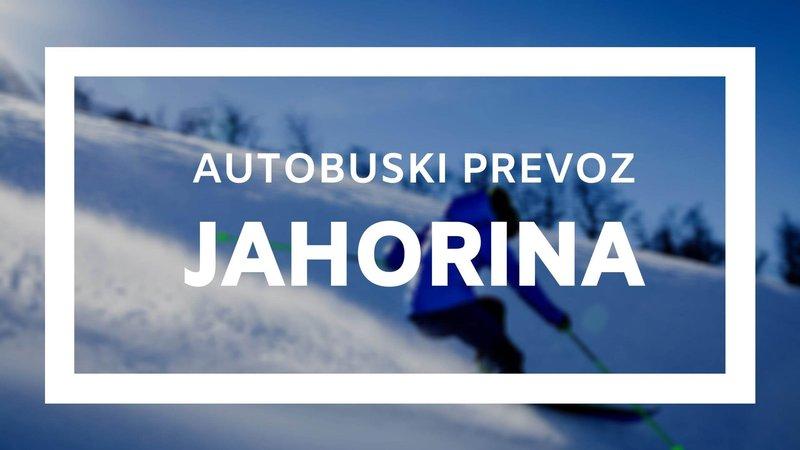 Autobuska linija Novi Sad - Jahorina, autobuski prevoz Jahorina