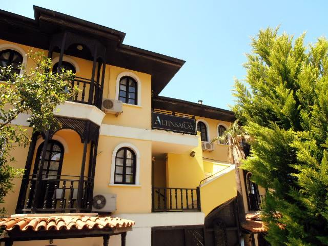 Hotel ALTIN SARAY Kušadasi