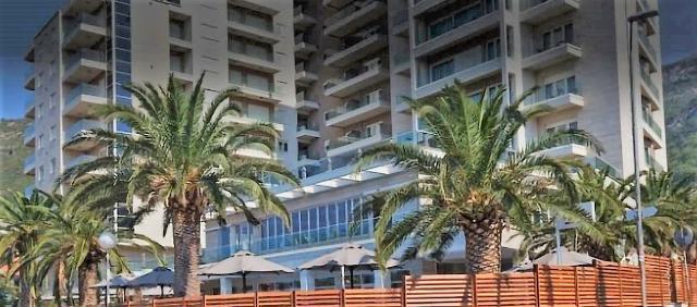 Hotel AMI Petrovac