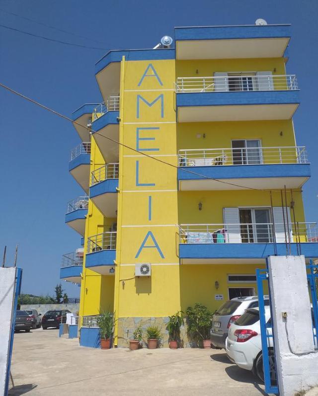 Apartmani AMELIA Ksamil