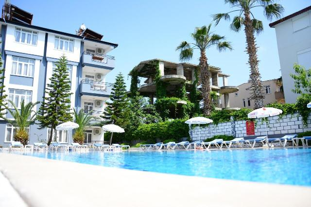 Hotel ANDROS FAMILY CLUB Side
