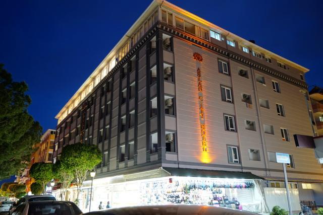 Hotel ASLAN CITY Alanja