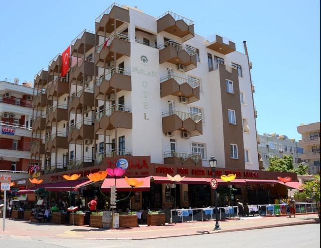 Hotel ASLAN CORNER Alanja