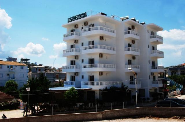 Hotel DRILONI Ksamil