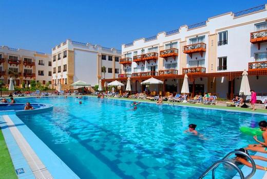 Hotel FALCON NAAMA STAR Šarm el Šeik