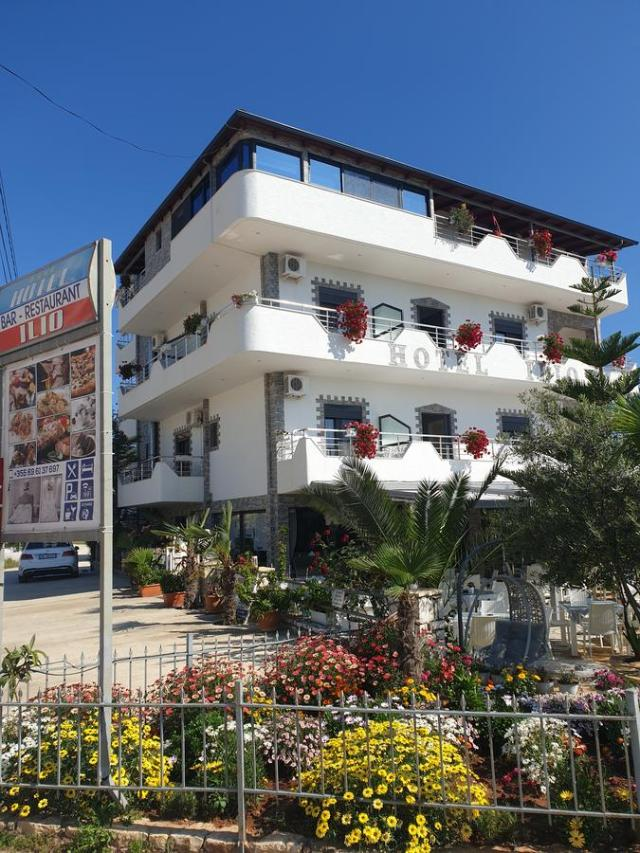 Hotel ILIO Ksamil