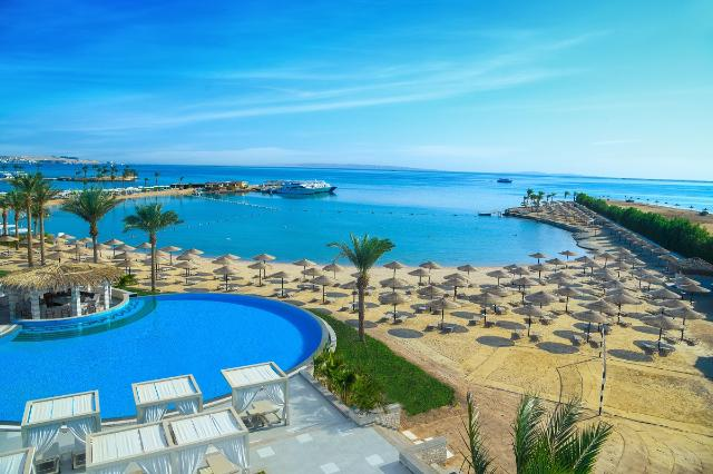 Hotel JAZ CASA DEL MAR BEACH Hurgada