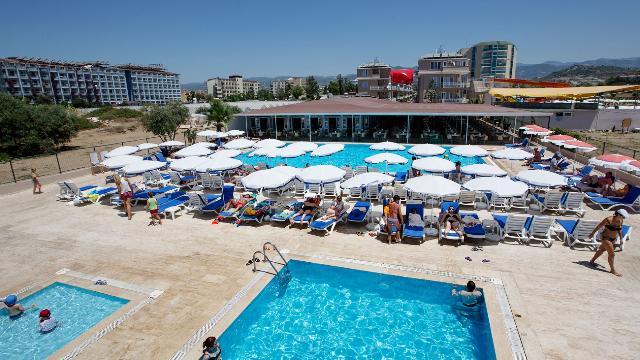 Hotel LARISSA HOLIDAY BEACH CLUB Alanja