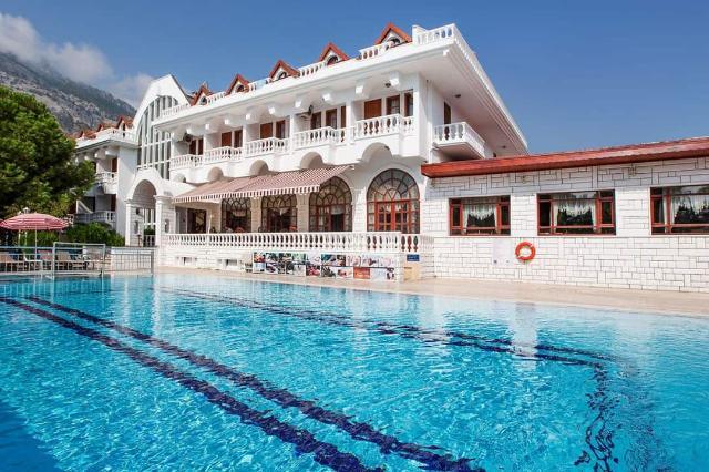 Hotel LARISSA MARE BEACH Kemer