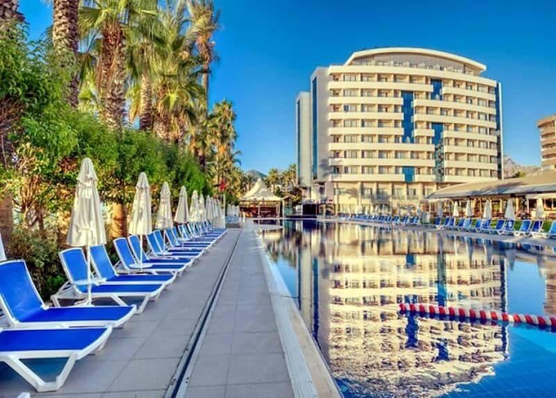 Hotel PORTO BELLO Antalija