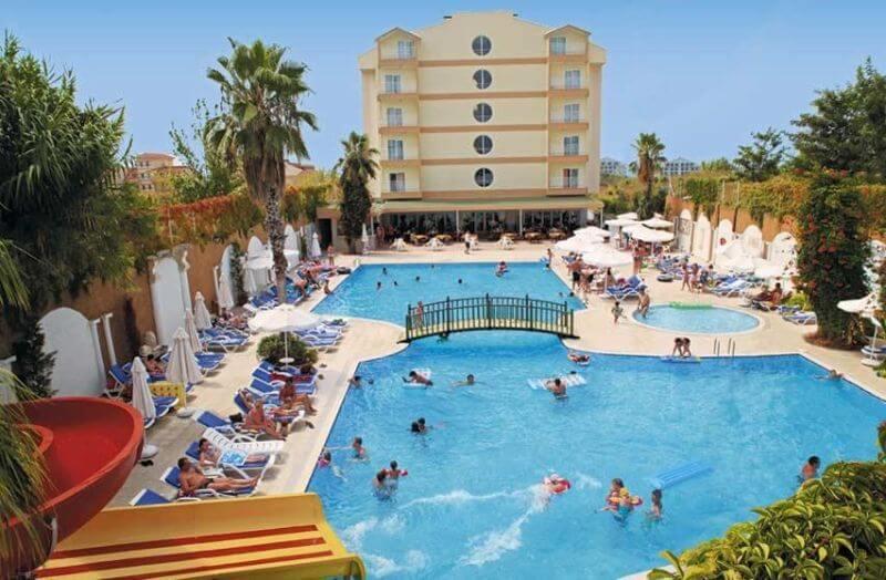 Hotel SIDE AVENTUS Side