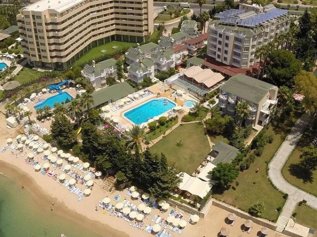 Hotel INCEKUM SU Alanja