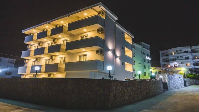 Hotel ANCORA LUX Čanj