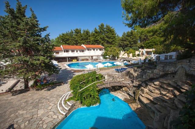 Hotel MACEDONIAN SUN Kalitea