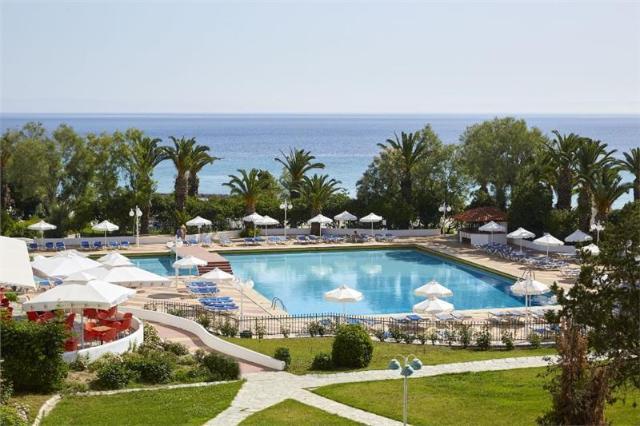 Hotel PALLINI BEACH Kalitea